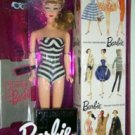 35th ANNIVERSARY  Repro BLOND PONYTAIL BARBIE - NRFB