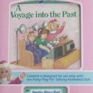 1987 IDEAL TALKING ANIMATED  PATTY PLAY PAL A VOYAGE INTO THE PAST BOOK CASSETTE