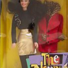NANNY FRAN DRESCHER DOLL TALKS w/Queens Accent  NRFB  w/ Red Coat