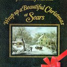 SEARS WISH BOOK FOR THE 1982  SEASON CHRISTMAS CATALOG