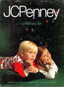 PENNEY Catalog for the 1974 Christmas Season PENNEYS Wishbook
