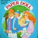 HEART FAMILY PAPER DOLL BOOK 1985  Uncut Western Publ.