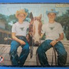 1956 DISNEY MICKEY MOUSE CLUB TRIPLE R RANCH PUZZLE