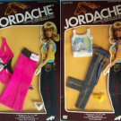 """(2) JORDACHE DESIGNER FASHIONS 1981 MEGO fits11½"""" MIP's"""
