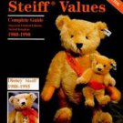 2nd Collector Steiff Values 1980-1990