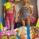 BARBIE KEN TOGETHER AGAIN SHE SAID YES! NRFB