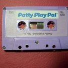 1987 IDEAL TALKING  PATTY PLAY PAL CASSETTE THE PLAY PAL DETECTIVE AGENCY