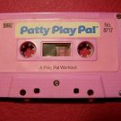 1987 IDEAL TALKING  PATTY PLAY PAL CASSETTE A PLAY PAL WORKOUT