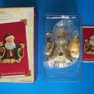 HALLMARK 2004 JOLLY OLD KRIS JINGLE Joyce Lyle ORNAMENTw/ BELLS NRFB