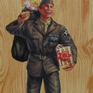 AA GI JOE SOLDIER ACTION FIGURE HOME FOR THE HOLIDAYS NRFB