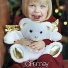 ,JC PENNEY GIFT BOOK WISH BOOK 1998 CHRISTMAS PENNEYS CATALOG