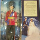 "1982  PRINCE CHARLES OF ENGLAND 12""  DOLL PALACE GUARD UNIFORM GOLDBERGER NRFB"