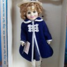 """Ideal  Porcelain Look Vinyl 12"""" SHIRLEY TEMPLE as POOR LITTLE RICH GIRL  NRFB"""