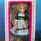 "Ideal Doll Collection 12"" SHIRLEY TEMPLE as HEIDI NRFB"