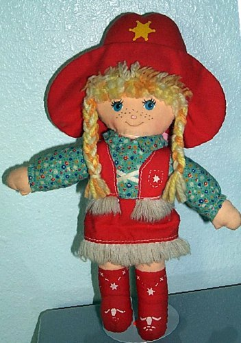 Fisher Price Western   COWPOKES GAL    1981  VGC