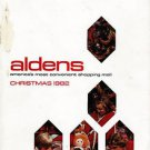 ALDENS WISH BOOK FOR THE 1982 SEASON CHRISTMAS CATALOG
