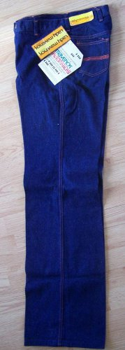 Vintage BLUE BELL LADY MAVERICK AUTOMATICKS JEANS Size 14 New with all Tags