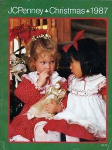 JC PENNEY WISH BOOK 1987 CHRISTMAS PENNEYS CATALOG