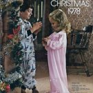 MONTGOMERY WARD CHRISTMAS Catalog for 1978 WARDS