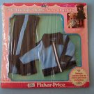 1984 FISHER PRICE MY FRIEND 224 JOGGING OUTFIT FASHION MOC Orig Cello
