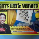 1997 TIM ALLEN SIGNATURE STUFF TIM'S APPRENTICE KIT  REAL WORKING TOOLS NRFB