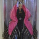 1998 HOLIDAY BARBIE DOLL 1st Holiday dressed in Black Gown NRFB