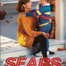 SEARS 1991 - 1992 ANNUAL AMERICA'S LARGEST CATALOG  FALL / WINTER 1602 Pages