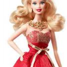 2014 HOLIDAY   BARBIE   DOLL w/ORNAMENT   NRFB BARBIE COLLECTOR