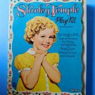 VINTAGE 1958 SHIRLEY TEMPLE PLAY KIT Shirley & Her Dolly Saafield