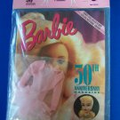 MATTEL 1989 BARBIE 30th ANNIVERSARY MAGAZINE + A SPECIAL FASHION MIP