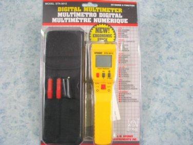 A.W. Sperry STK-3012 Digital Capacitance Meter/Multimeter DMM