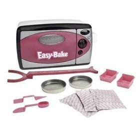 Easy Bake Oven and Snack Center