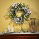 "Nearly Natural 20"" Dogwood Wreath  Item Number: 4688"