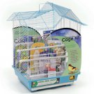 Double Roof Bird Cage Kit Ideal for Parakeets, Canaries or Small Birds PP-91110