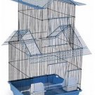 Prevue Hendryx Beijing Bird Cage PP-41730/B Available in Blue or Yellow