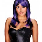 Brianna Wig Purple with Black CNVELD-PW8039
