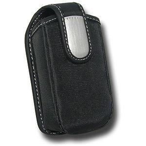 Amzer® Durable Canvas Tough Case with Metal Belt Clip  #80903