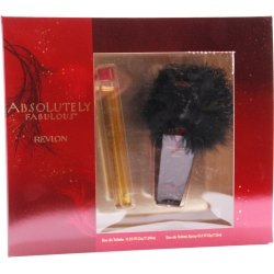 Absolutely Fabulous  Eau De Toilette Spray .5 oz & Eau De Toilette .25 oz  by Revlon  148735