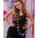 Jumbo Mardi Gras Beads – by Sassigirl SG660-01
