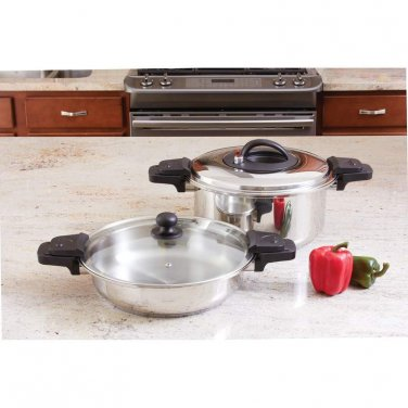 Precise Heat� 12-Element Low-Pressure, Pressure Cooker  KTPC942