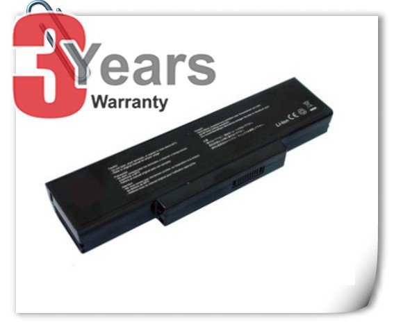 Msi M655 M660 M660m M662 M670 M673 M677 MS1636 BTY-M66 battery
