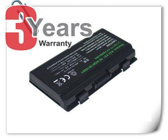 ASUS X51 X58L X51H X51L T12 A32-T12 A32-X51 battery