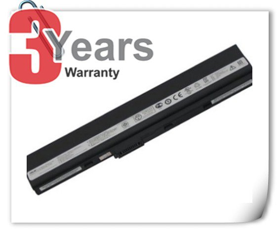 ASUS A42 X42 A52 K52 A62 K62 X67 A32-K52 battery
