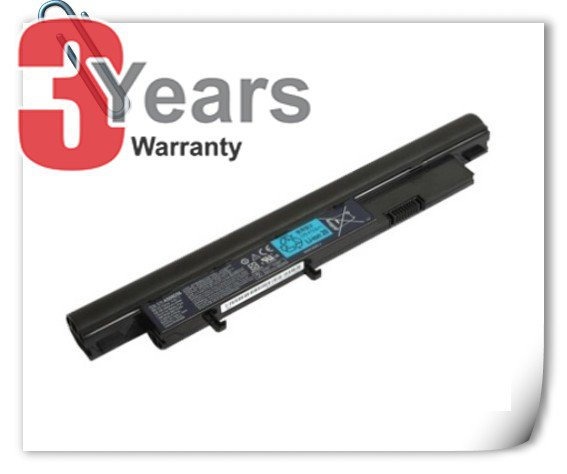 AS09D34 Acer Aspire Timeline 3810 4810T 4810 5810 battery