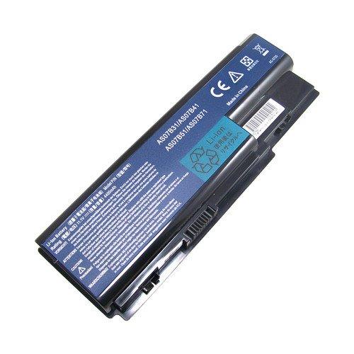 Packard Bell EasyNote LJ61 LJ75 LJ77 Battery AS07B31 AS07B41 AS07B51 AS07B61