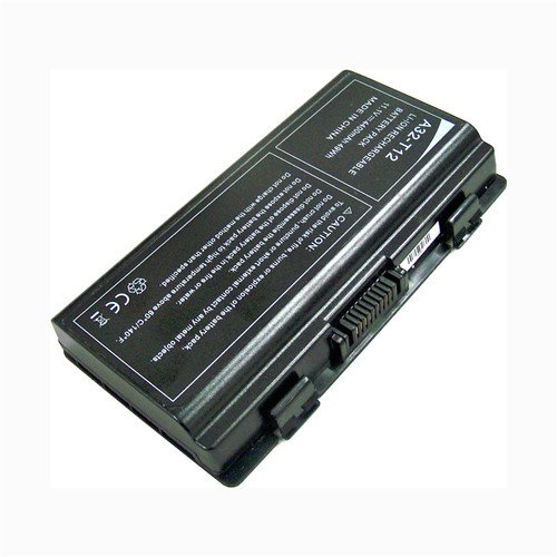 Medion Akoya P5510 MD96679 ASUS X51 T12 Model AG300 Battery A32-T12 A32-T12J