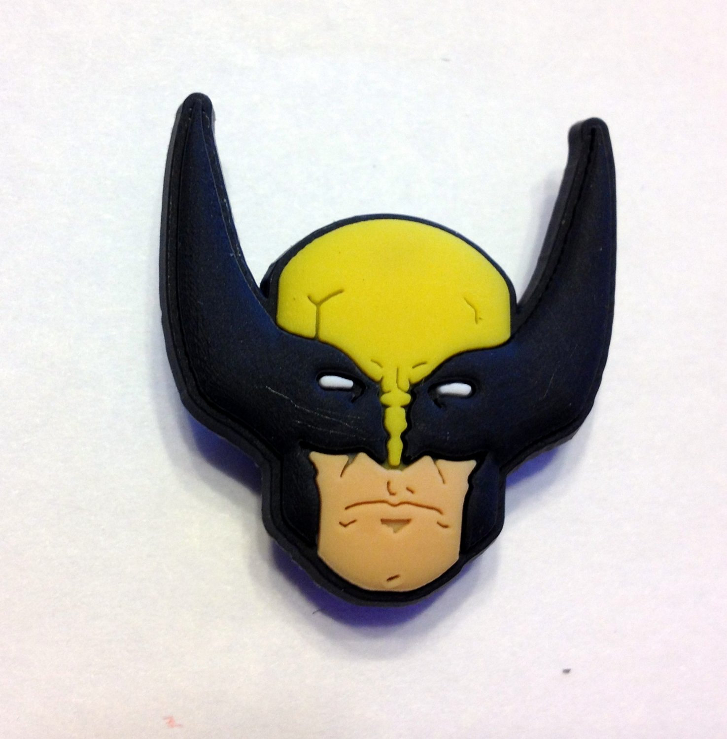 Wolverine Comic Book Hero Shoe Charm Party Favors
