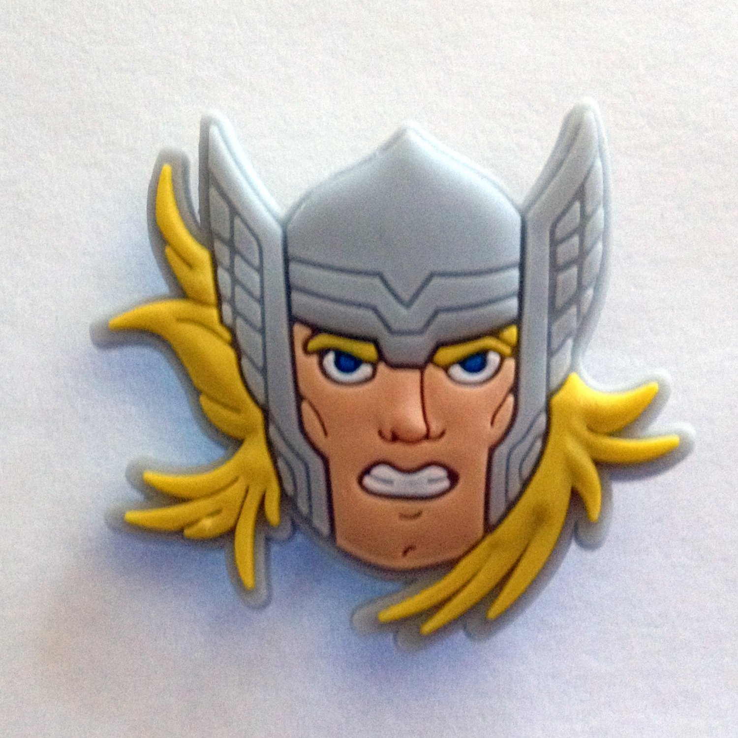 Thor Comic Book Hero Shoe Charm Party Favors