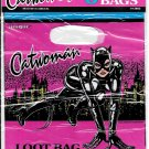 Vintage Cat Woman Loot Goodie Bag Party Favor bags