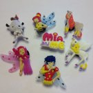 Mia & Me Shoe Charms Party Favors